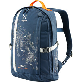 Haglöfs Tight Junior 15 Backpack Barn tarn blue/stone grey